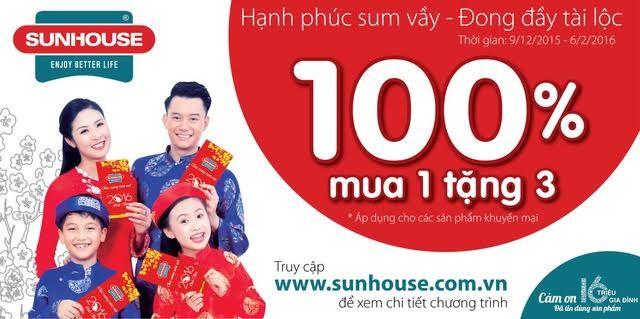 """Sunhouse bị khách hàng """"tố"""" lừa dối trong chương trình khuyến mãi - ảnh 1"""