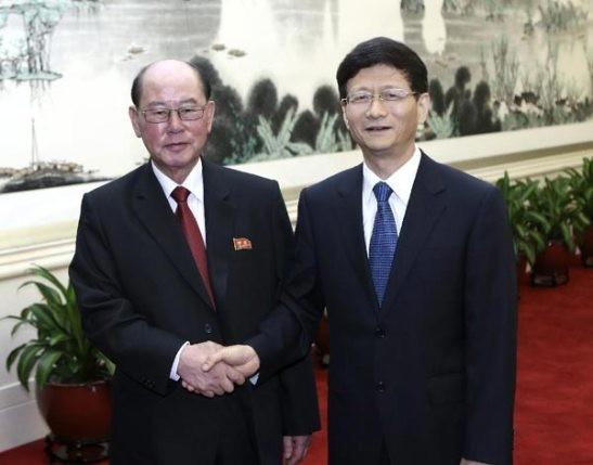 Triều Tiên bổ nhiệm Tổng tham mưu trưởng mới - ảnh 1