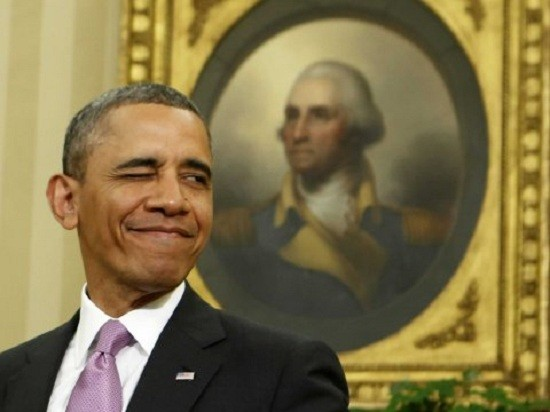 Tiết lộ mức lương của vợ chồng Tổng thống Mỹ Barack Obama - ảnh 1