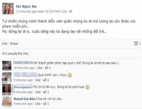 Hà Hồ buông sự nghiệp 'nữ hoàng giải trí' vì Chu Đăng Khoa? - ảnh 6