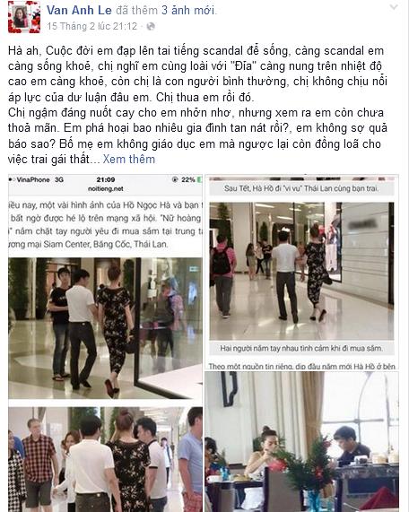 Hà Hồ buông sự nghiệp 'nữ hoàng giải trí' vì Chu Đăng Khoa? - ảnh 4