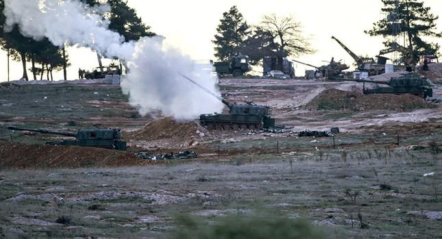 'Thổ Nhĩ Kỳ có quyền mở chiến dịch quân sự ở Syria' - ảnh 1