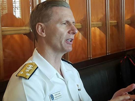 Biển Đông không phải 'đấu trường' giữa Mỹ và Trung Quốc - ảnh 1