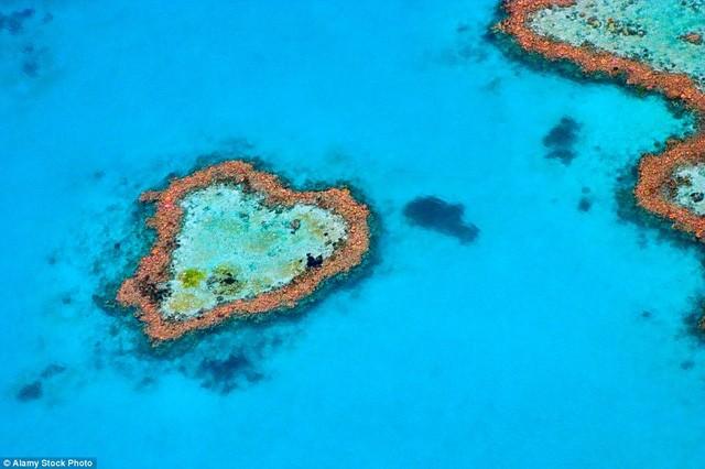 Vẻ đẹp kì diệu của những địa danh hình trái tim trên thế giới - ảnh 4