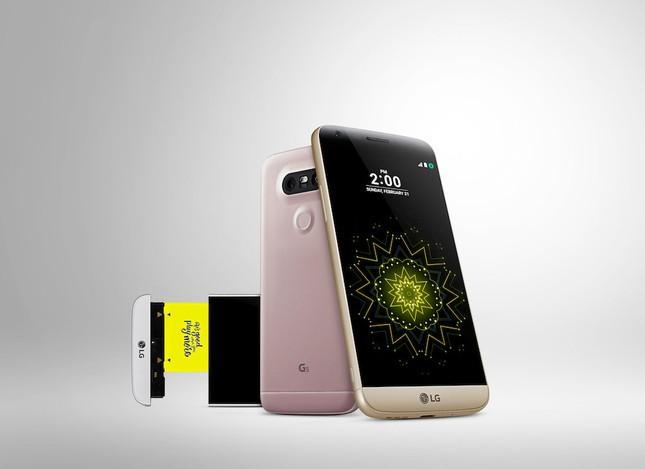 LG G5: Smartphone đi trước thời đại - ảnh 4