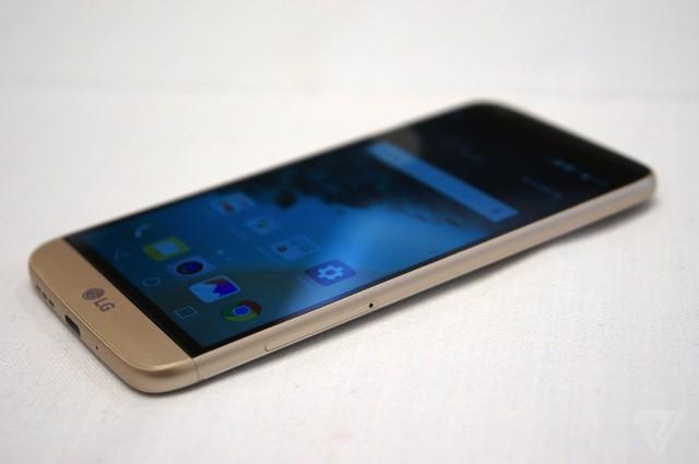 LG G5: Smartphone đi trước thời đại - ảnh 3