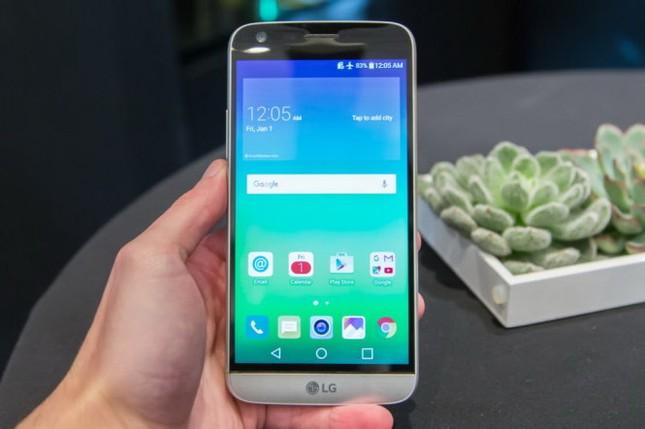 LG G5: Smartphone đi trước thời đại - ảnh 1
