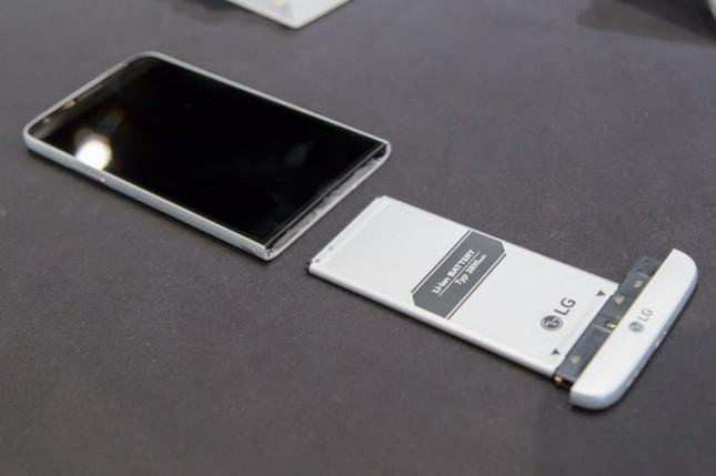 LG G5: Smartphone đi trước thời đại - ảnh 2