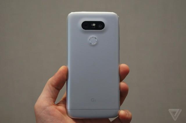 LG G5: Smartphone đi trước thời đại - ảnh 5