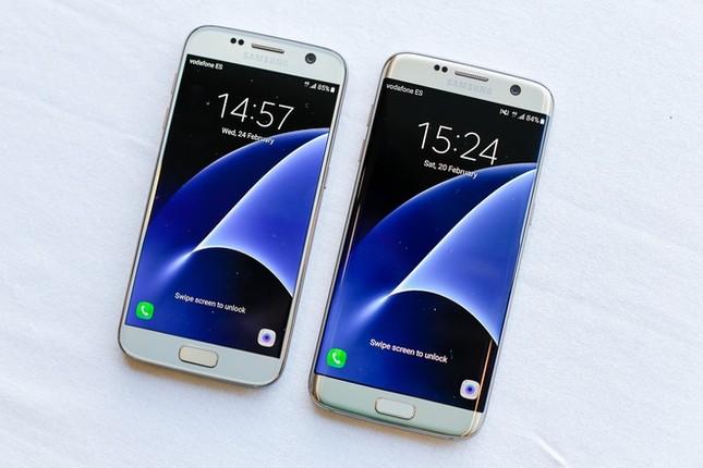 Những tính năng đắt giá của Galaxy S7, Galaxy S7 Edge  - ảnh 1