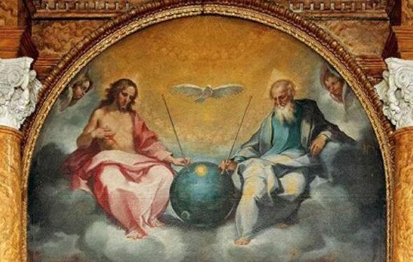 Phải chăng Chúa Giêsu là người du hành vượt thời gian? - ảnh 1