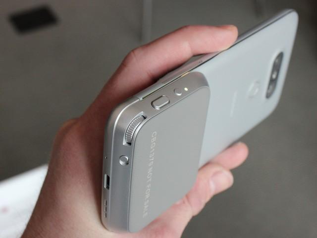 Ngắm LG G5 – smartphone đột phá và độc nhất của năm 2016 - ảnh 13