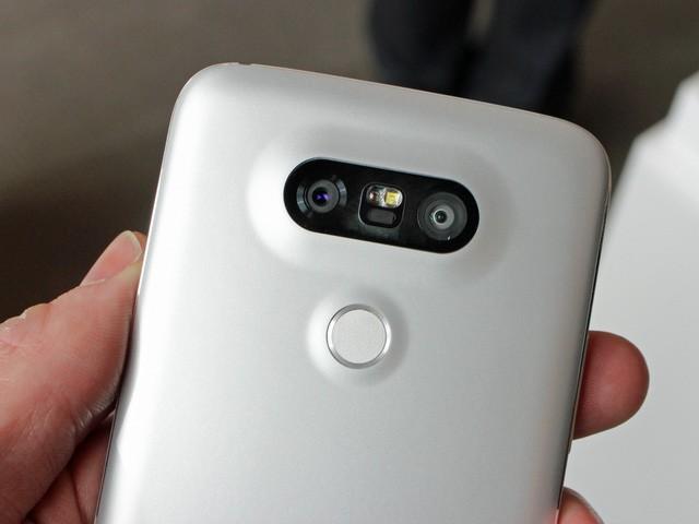 Ngắm LG G5 – smartphone đột phá và độc nhất của năm 2016 - ảnh 15