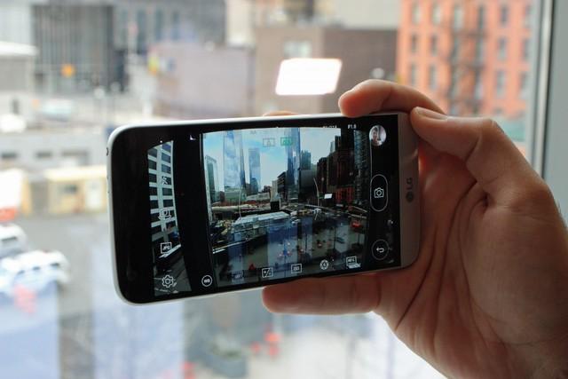 Ngắm LG G5 – smartphone đột phá và độc nhất của năm 2016 - ảnh 18