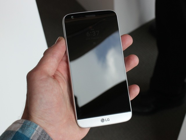 Ngắm LG G5 – smartphone đột phá và độc nhất của năm 2016 - ảnh 3