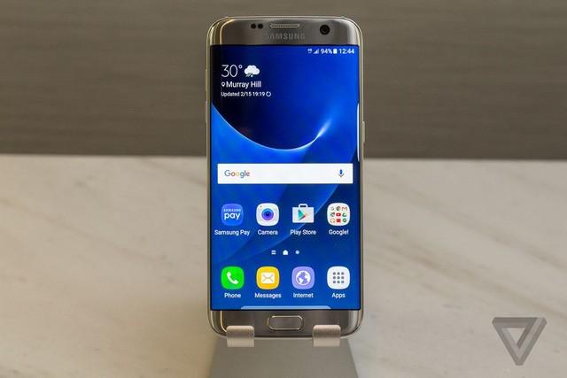 Galaxy S7: nhiều cải tiến cấu hình, ít cách tân thiết kế - ảnh 4