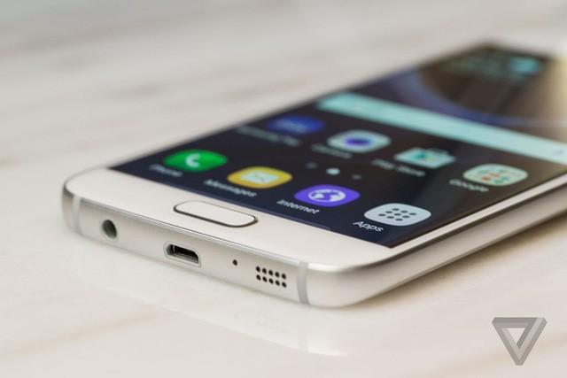 Galaxy S7: nhiều cải tiến cấu hình, ít cách tân thiết kế - ảnh 3