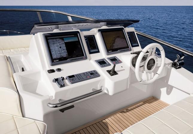 Mục sở thị du thuyền 4 triệu USD của nhà chồng Hà Tăng - ảnh 5