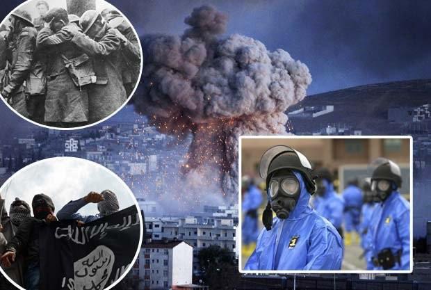 Nghi vấn IS khủng bố bằng virus biến con người thành zombie - ảnh 1
