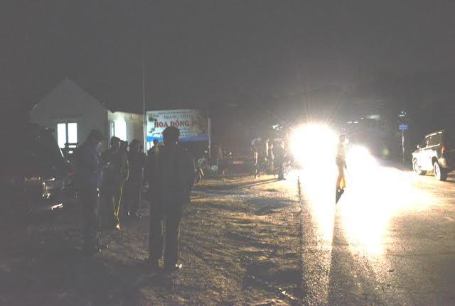 Đấu súng kinh hoàng ở Quảng Ninh, 6 người bị thương - ảnh 1