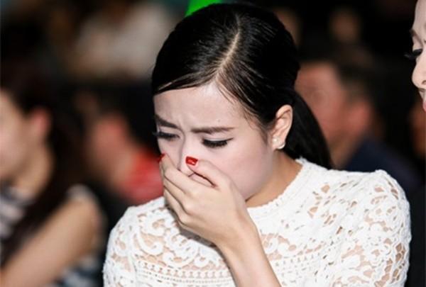 Hoàng Thùy Linh bị viêm đường hô hấp, mệt mỏi bỏ thi The Remix - ảnh 1