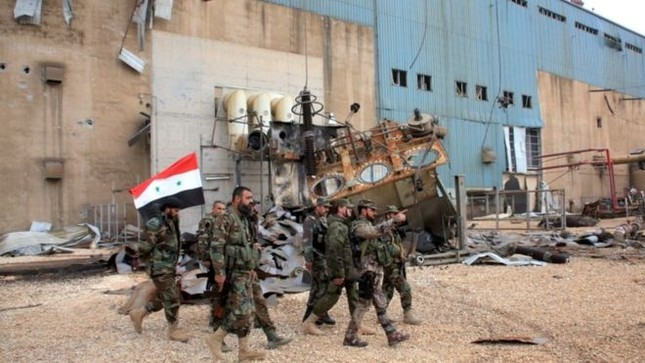 Thỏa thuận ngừng bắn Syria có hiệu lực theo kế hoạch của Nga, Mỹ - ảnh 1