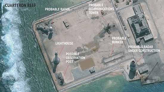 Trung Quốc đặt hệ thống radar trái phép ở Trường Sa? - ảnh 1