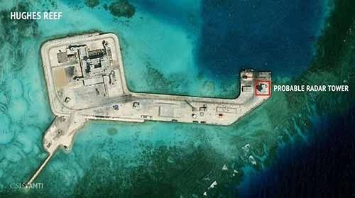 Trung Quốc đặt hệ thống radar trái phép ở Trường Sa? - ảnh 2