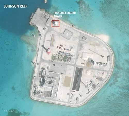 Trung Quốc đặt hệ thống radar trái phép ở Trường Sa? - ảnh 3