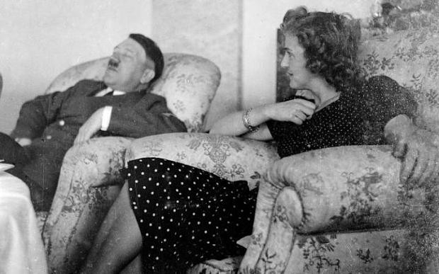 Cuộc chinh phục châu Âu và dị tật 'của quý' của Hitler - ảnh 2