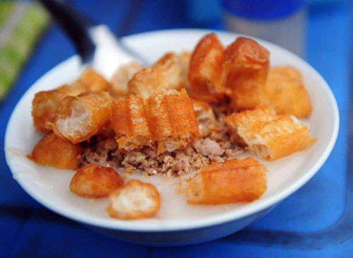 Những món ăn vặt ngon 'xuýt xoa' khi trời trở lạnh - ảnh 2