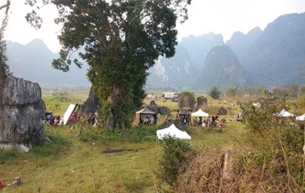 Đoàn phim King Kong chi tiền để người dân Quảng Bình nhốt trâu bò - ảnh 1
