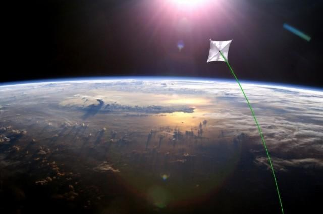 Đây là cách chúng ta có thể đến Sao Hỏa trong vòng 30 phút - ảnh 1