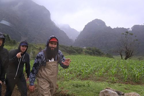 Đầu bếp Việt chuẩn bị 800 suất ăn cho đoàn 'Kong: Skull Island' - ảnh 2