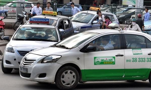 Giá cước taxi giảm 500-700 đồng/km từ ngày 26/2 - ảnh 1