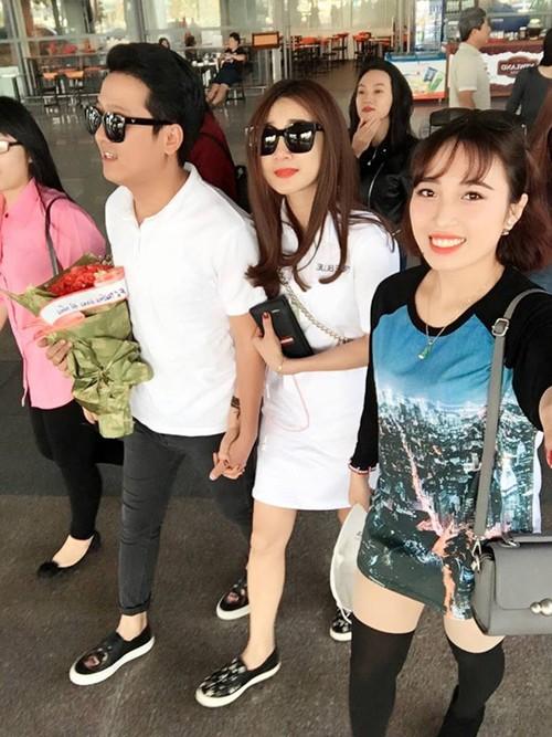 Quế Vân 'khoe' đắt show sau scandal với Trường Giang - ảnh 4