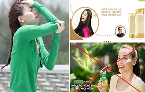 10 nhãn hàng 'tẩy chay' tháo gỡ hình ảnh liên quan về Hồ Ngọc Hà - ảnh 2