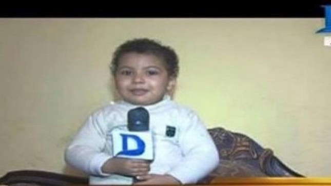 Cậu bé 4 tuổi bị kết án chung thân do cầm đầu bạo động ở Ai Cập - ảnh 1