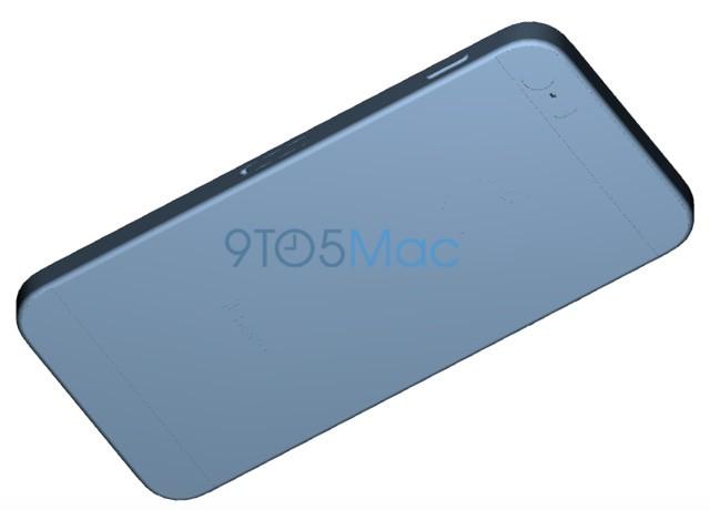 Hình ảnh về iPhone 5SE mới nhất bất ngờ bị rò rỉ - ảnh 1