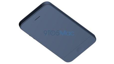 Hình ảnh về iPhone 5SE mới nhất bất ngờ bị rò rỉ - ảnh 2