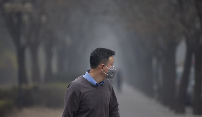 Vượt Trung Quốc, Ấn Độ trở thành quốc gia ô nhiễm nhất thế giới - ảnh 1