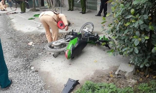 Hưng Yên: Điều tra nghi vấn CSGT truy đuổi khiến 1 người tử vong - ảnh 1