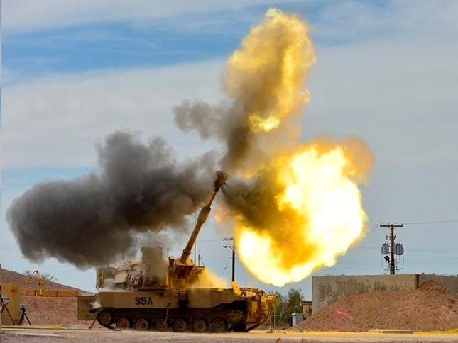Sức mạnh của lựu pháo Hiệp sĩ Mỹ có thể điều đến Biển Đông - ảnh 1