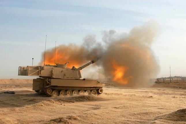 Sức mạnh của lựu pháo Hiệp sĩ Mỹ có thể điều đến Biển Đông - ảnh 2