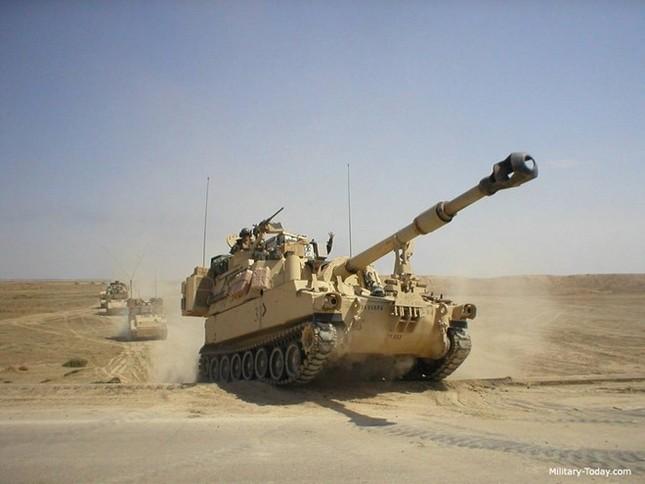 Sức mạnh của lựu pháo Hiệp sĩ Mỹ có thể điều đến Biển Đông - ảnh 3