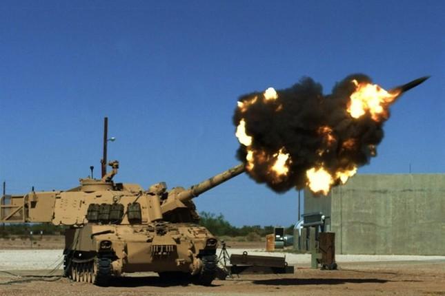 Sức mạnh của lựu pháo Hiệp sĩ Mỹ có thể điều đến Biển Đông - ảnh 5