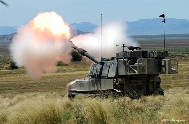 Sức mạnh của lựu pháo Hiệp sĩ Mỹ có thể điều đến Biển Đông - ảnh 6