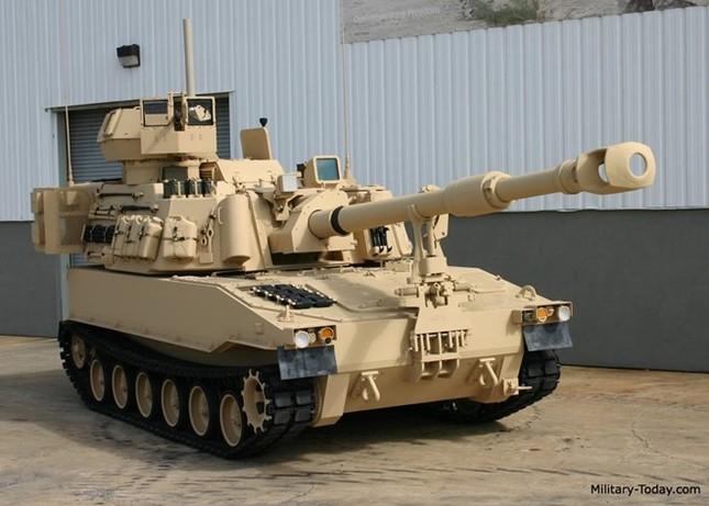 Sức mạnh của lựu pháo Hiệp sĩ Mỹ có thể điều đến Biển Đông - ảnh 11