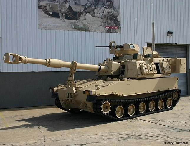 Sức mạnh của lựu pháo Hiệp sĩ Mỹ có thể điều đến Biển Đông - ảnh 12