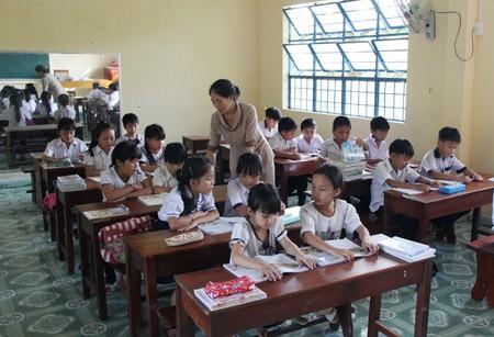 Lào Cai: Phạt cơ sở dạy thêm trái phép - ảnh 1